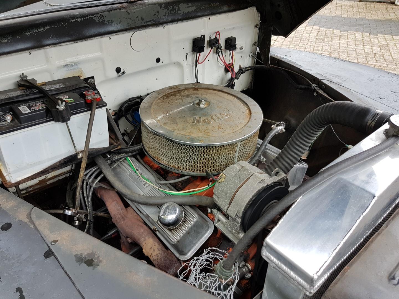 1946 Ford Sedan with 350ci V8 (2)