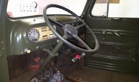1948 Ford F5 Army Truck 400ci (1)