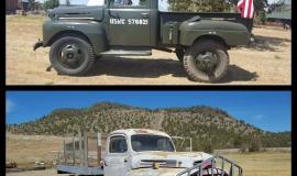 1948 Ford F5 Army Truck 400ci (17)