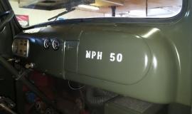 1948 Ford F5 Army Truck 400ci (4)