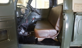 1948 Ford F5 Army Truck 400ci (8)