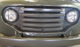1948 Ford F5 Army Truck 400ci (9)