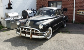 1950 Pontiac Chieftain Eight Deluxe Sedan (1)
