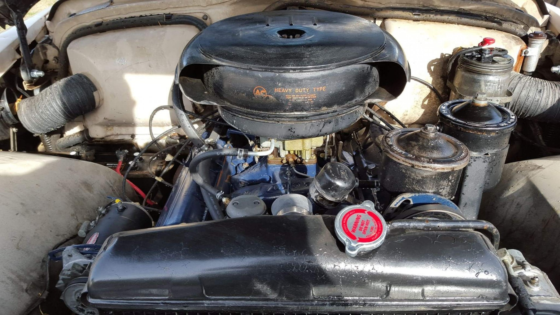 1954 Cadillac Sedan Deville (7)