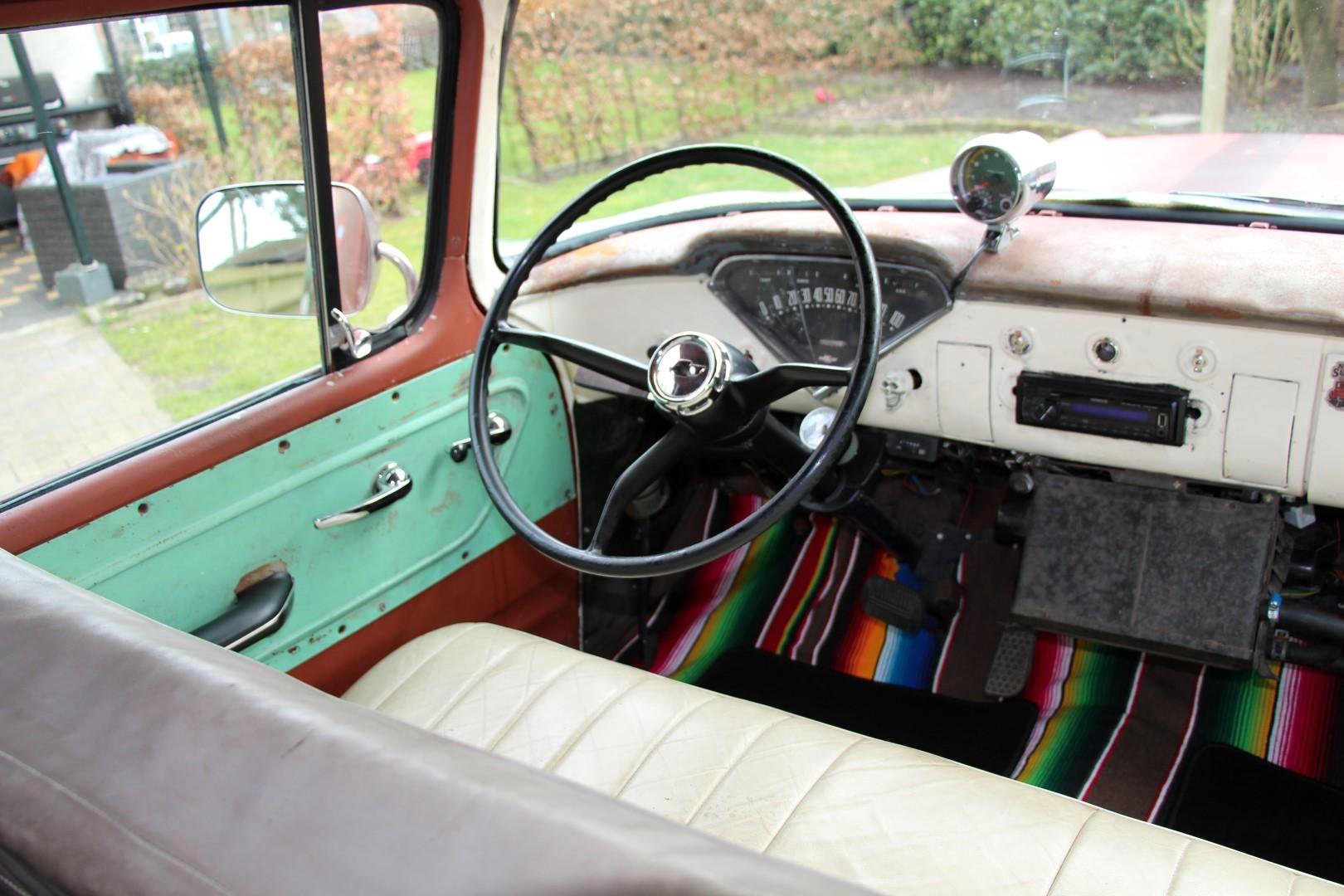 1956 Chevy Panel Van (1)