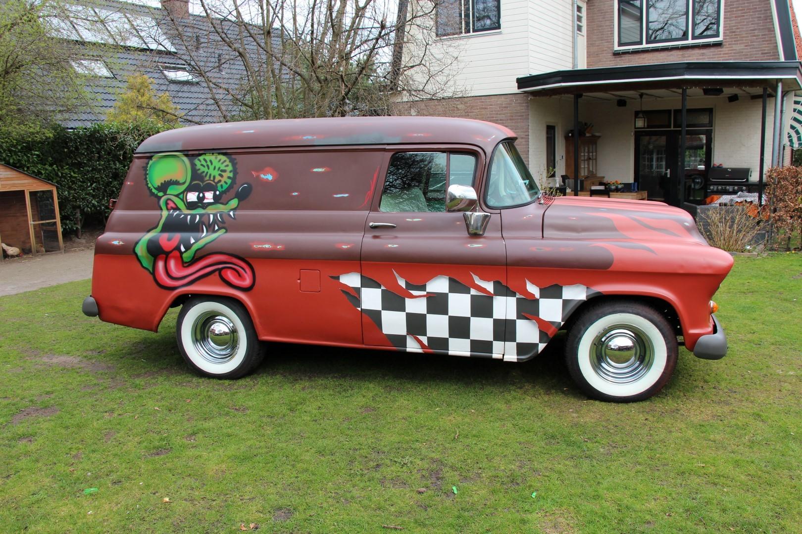 1956 Chevy Panel Van (5)