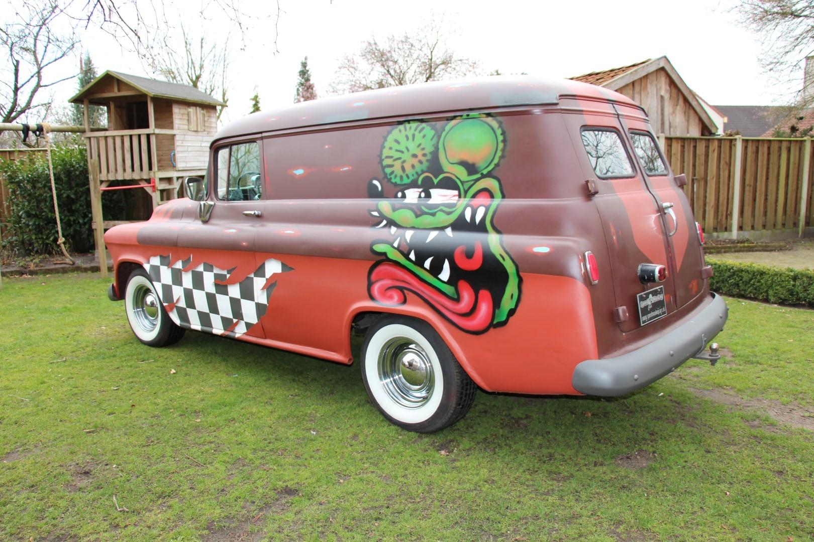 1956 Chevy Panel Van (8)