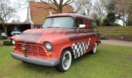 1956 Chevy Panel Van (2)