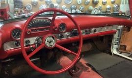 1956 Ford Thunderbird - 312ci V8 (11)
