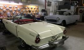 1956 Ford Thunderbird - 312ci V8 (13)
