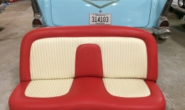 1956 Ford Thunderbird - 312ci V8 (14)