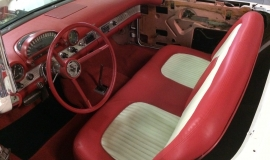 1956 Ford Thunderbird - 312ci V8 (17)