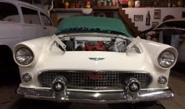 1956 Ford Thunderbird - 312ci V8 (20)