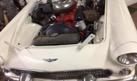 1956 Ford Thunderbird - 312ci V8 (3)
