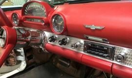 1956 Ford Thunderbird - 312ci V8 (9)