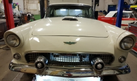 1956 Ford Thunderbird - 312ci V8 and automatic (13)