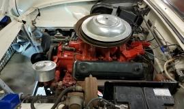 1956 Ford Thunderbird - 312ci V8 and automatic (6)
