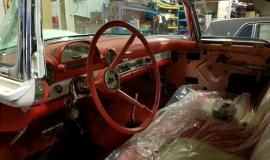 1956 Ford Thunderbird - 312ci V8 and automatic (8)