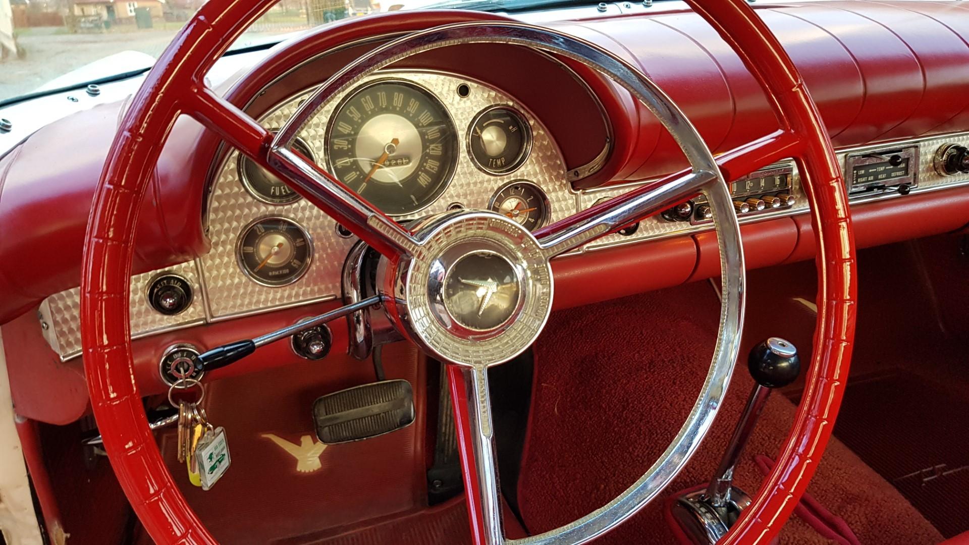1957 Ford Thunderbird Convertible 312ci (10)