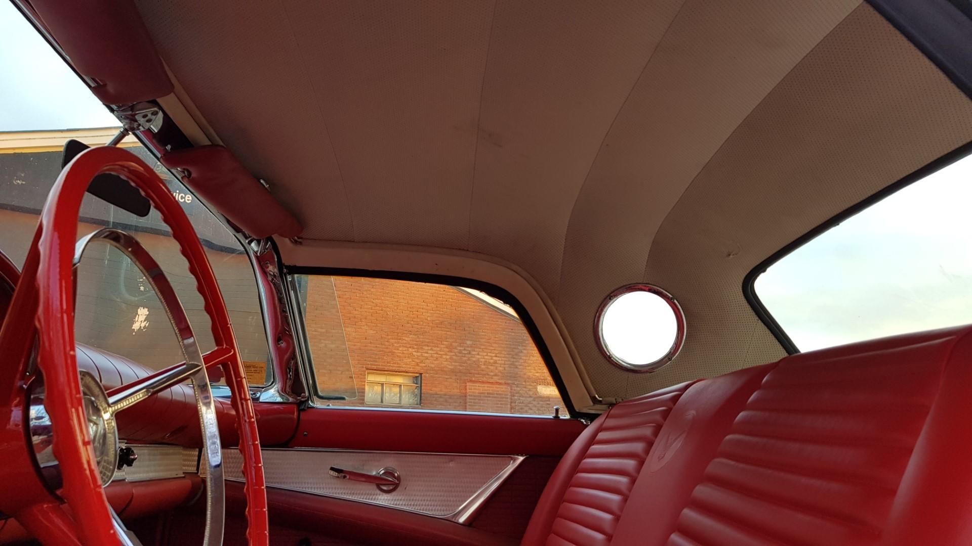 1957 Ford Thunderbird Convertible 312ci (12)