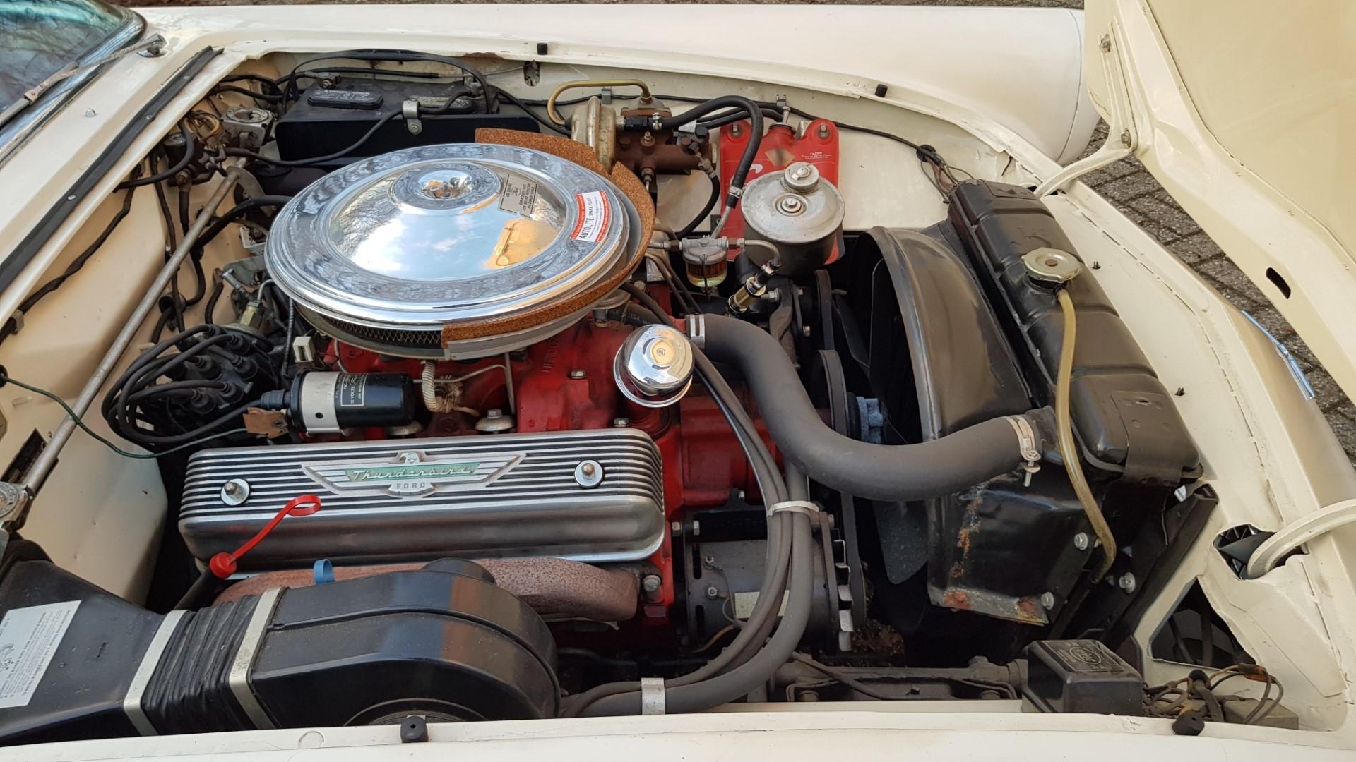 1957 Ford Thunderbird Convertible 312ci (15)