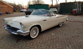 1957 Ford Thunderbird Convertible 312ci (17)