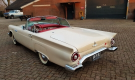 1957 Ford Thunderbird Convertible 312ci (19)