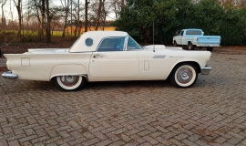1957 Ford Thunderbird Convertible 312ci (6)