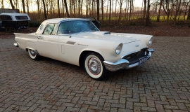 1957 Ford Thunderbird Convertible 312ci (7)