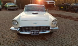 1957 Ford Thunderbird Convertible 312ci (8)