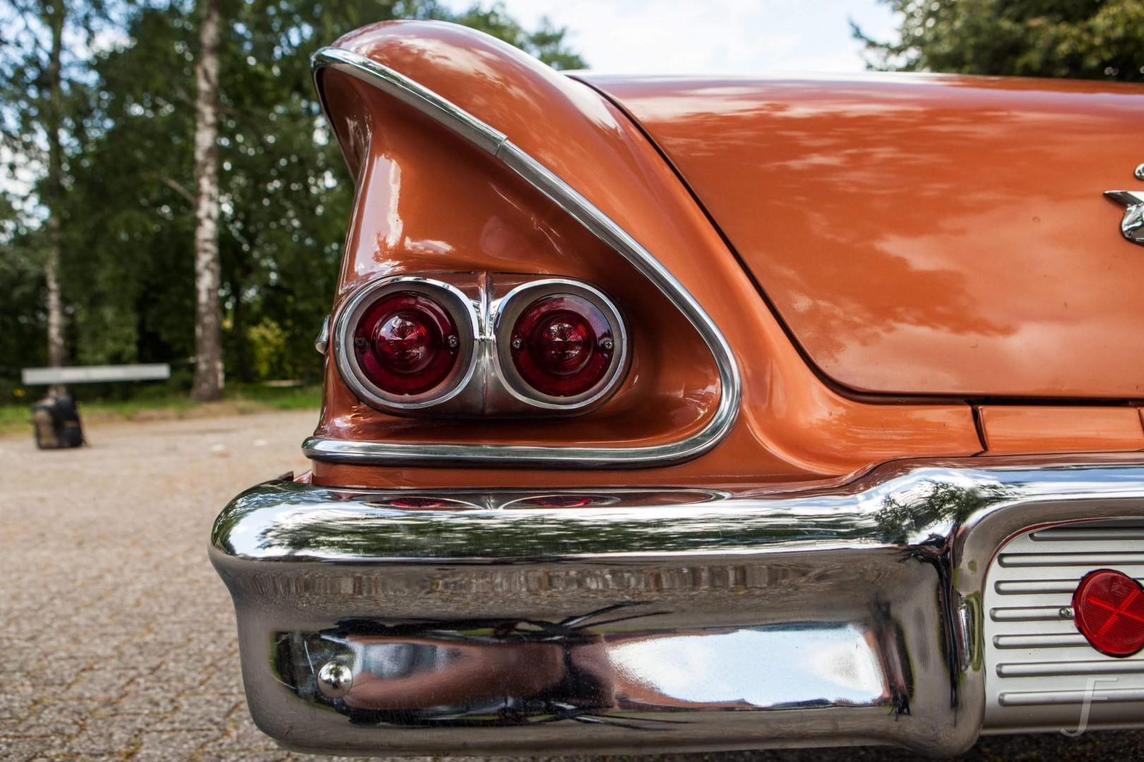 1958 Chevrolet Delray with 300hp 327ci V8 (1)