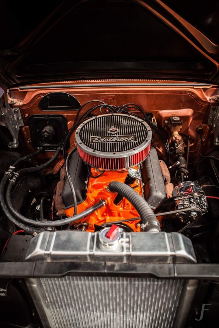 1958 Chevrolet Delray with 300hp 327ci V8 (15)