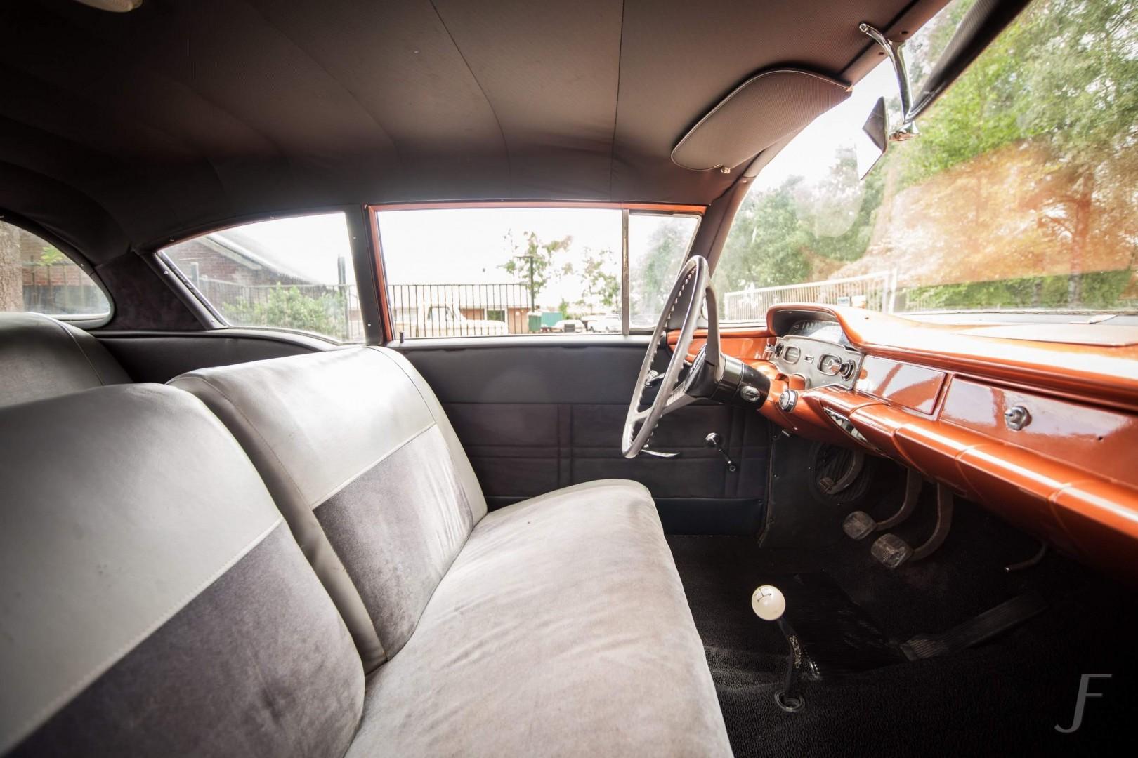 1958 Chevrolet Delray with 300hp 327ci V8 (16)
