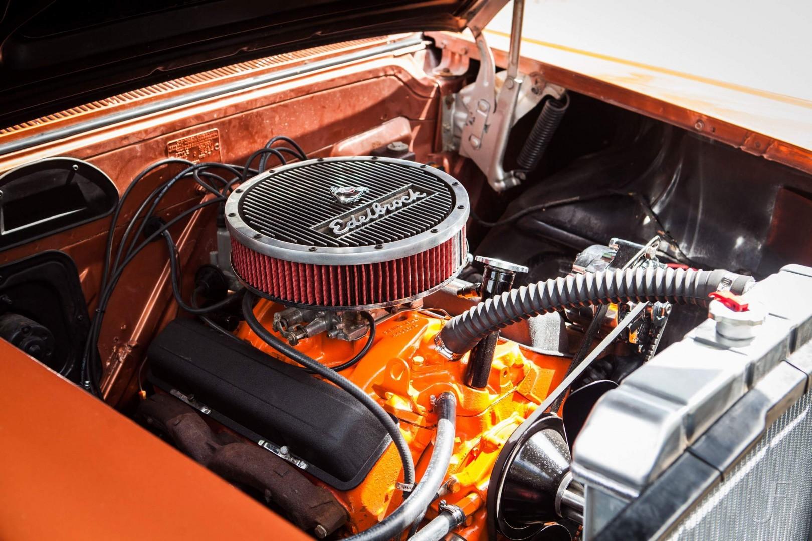 1958 Chevrolet Delray with 300hp 327ci V8 (17)