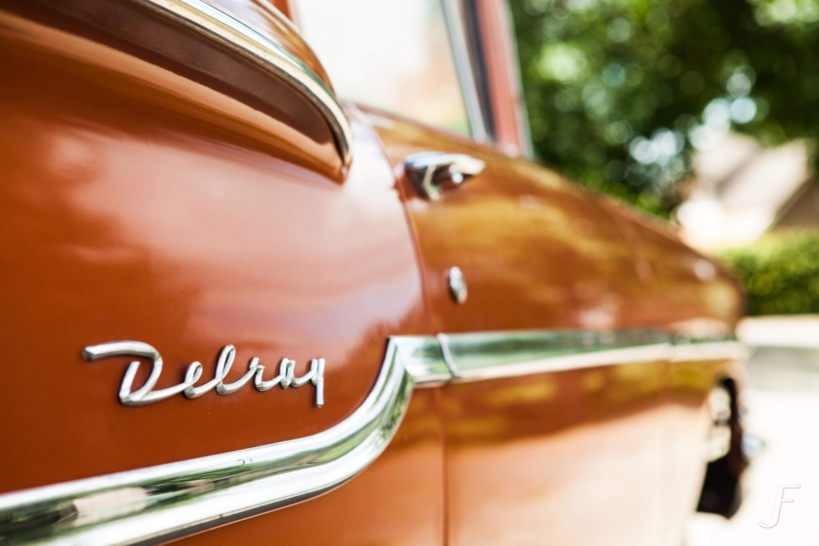 1958 Chevrolet Delray with 300hp 327ci V8 (2)