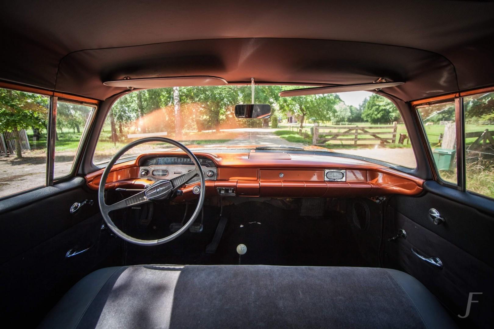 1958 Chevrolet Delray with 300hp 327ci V8 (20)