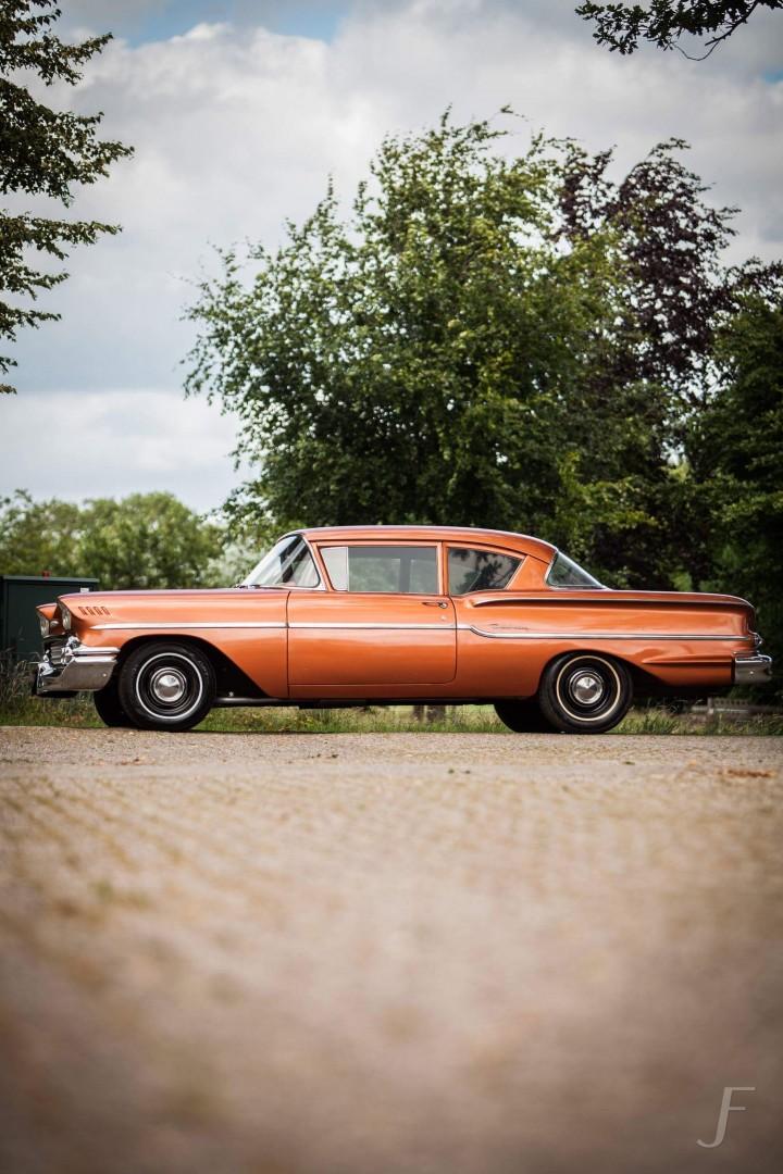 1958 Chevrolet Delray with 300hp 327ci V8 (21)
