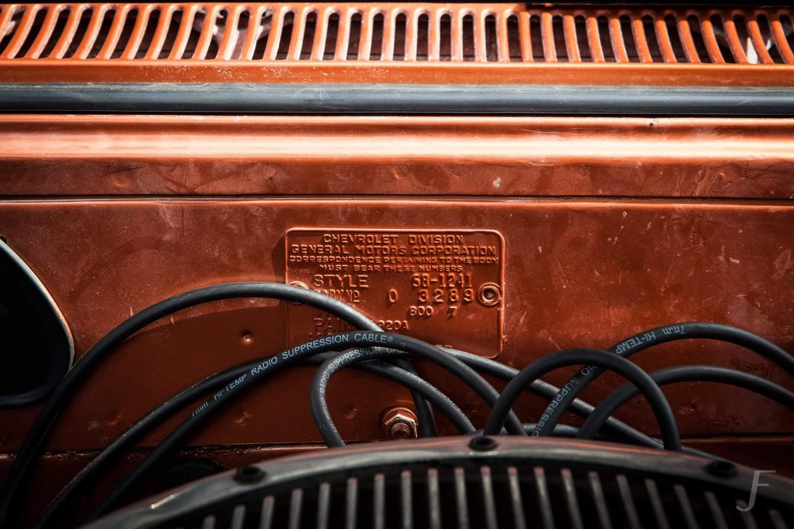 1958 Chevrolet Delray with 300hp 327ci V8 (23)
