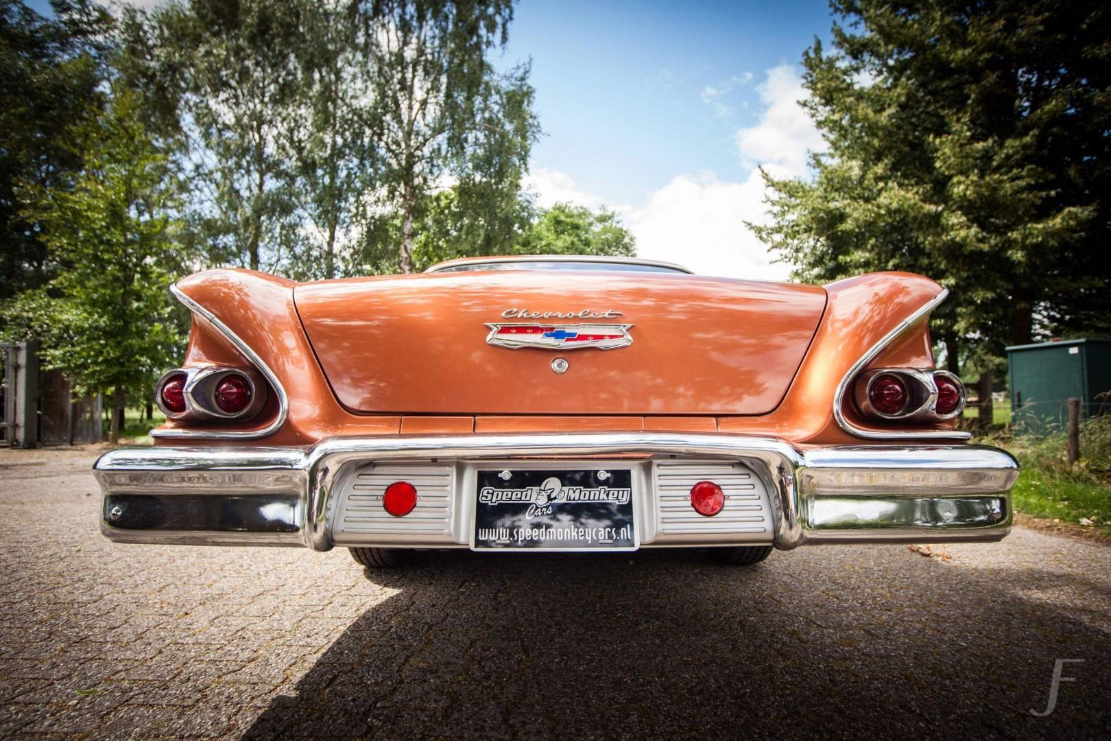 1958 Chevrolet Delray with 300hp 327ci V8 (25)