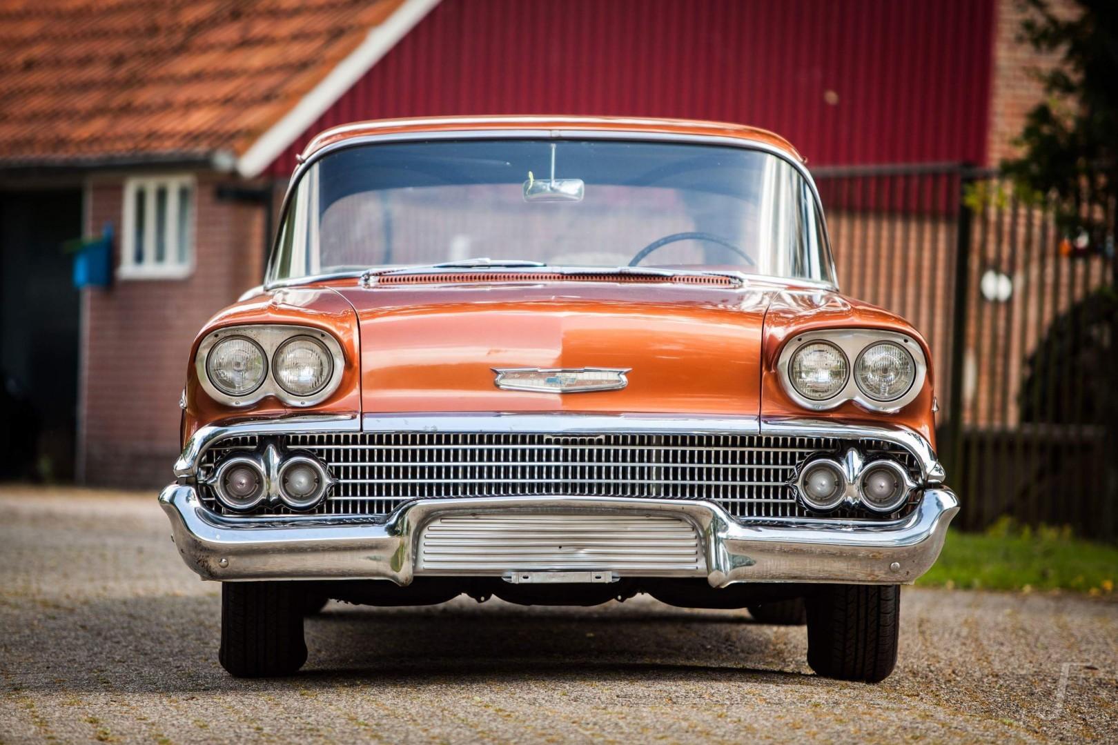 1958 Chevrolet Delray with 300hp 327ci V8 (26)