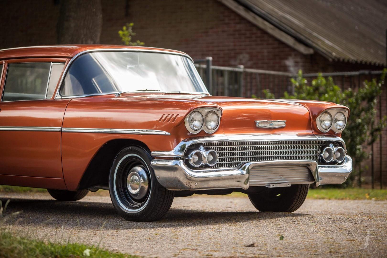 1958 Chevrolet Delray with 300hp 327ci V8 (28)