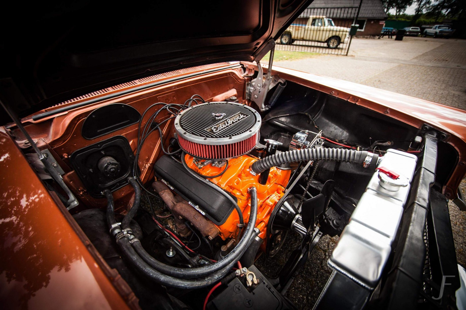 1958 Chevrolet Delray with 300hp 327ci V8 (29)