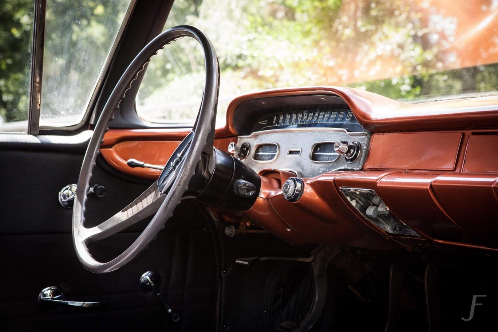1958 Chevrolet Delray with 300hp 327ci V8 (3)