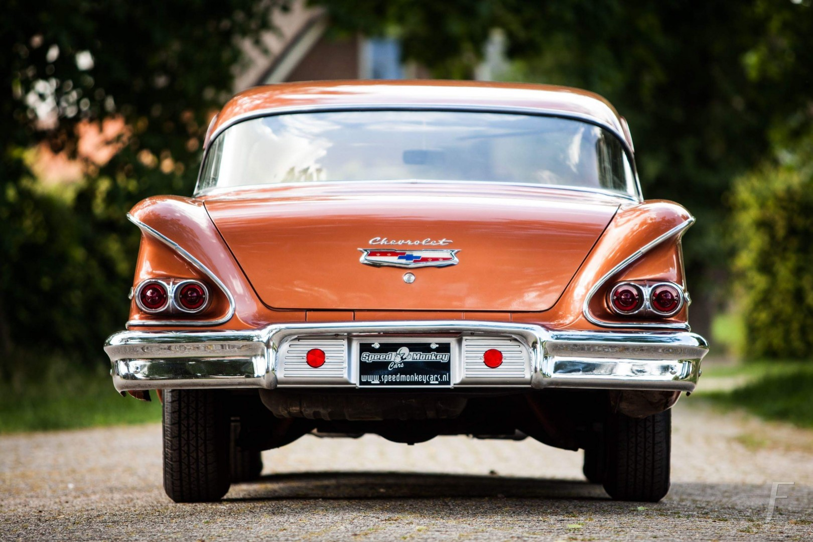 1958 Chevrolet Delray with 300hp 327ci V8 (31)