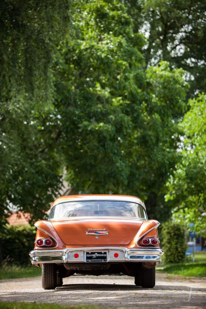 1958 Chevrolet Delray with 300hp 327ci V8 (33)