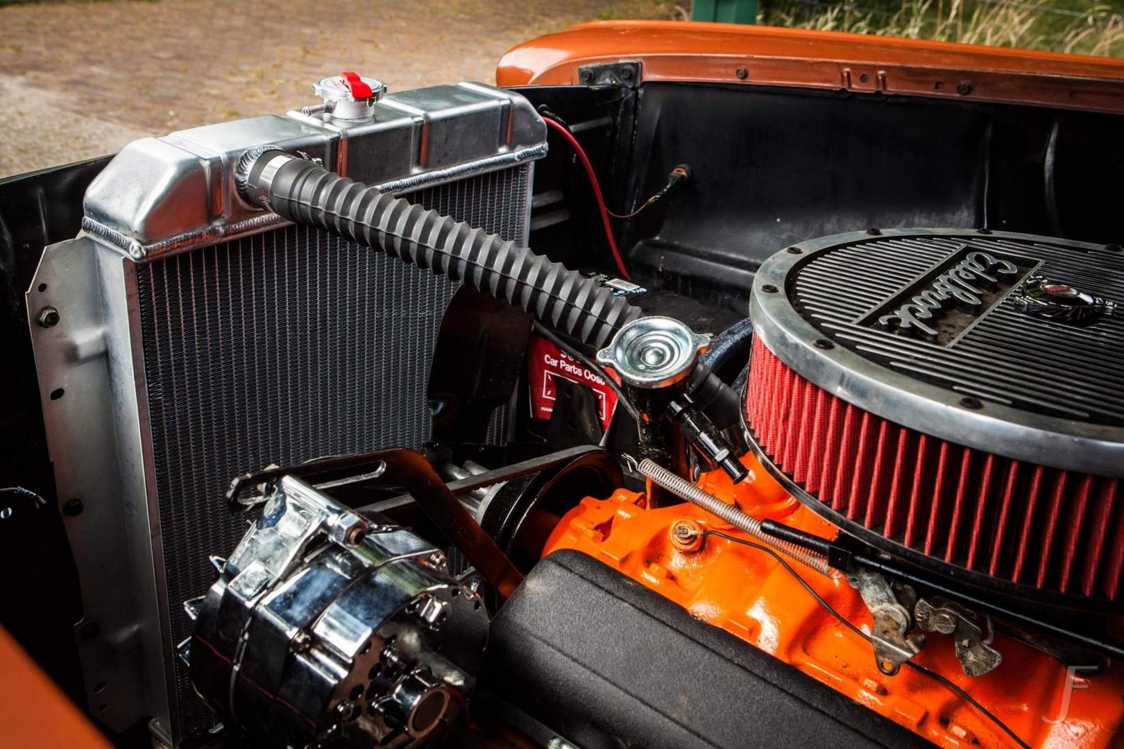 1958 Chevrolet Delray with 300hp 327ci V8 (34)