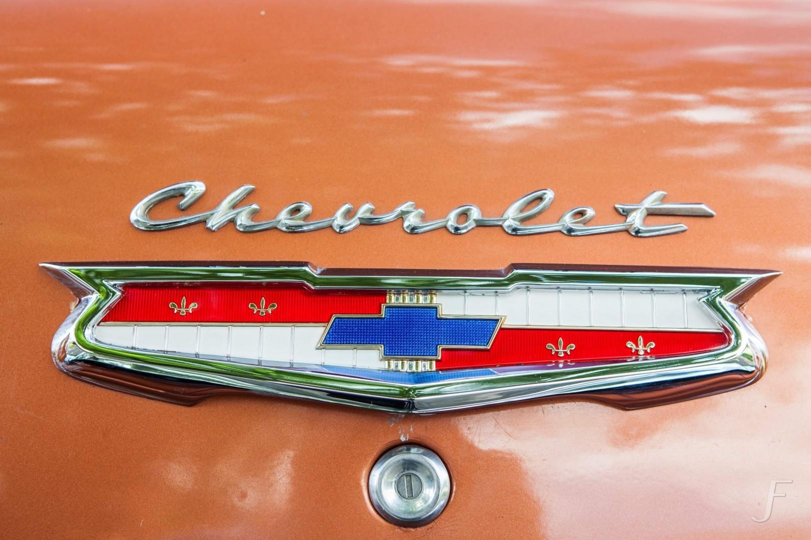 1958 Chevrolet Delray with 300hp 327ci V8 (6)