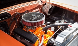 1958 Chevrolet Delray with 300hp 327ci V8 (17)