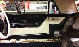 1958 Ford Thunderbird restoration (1)