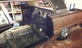 1958 Ford Thunderbird restoration (17)